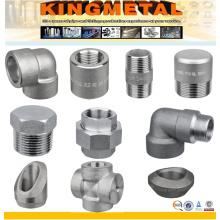 Acessórios de aço inoxidável de alta pressão forjada