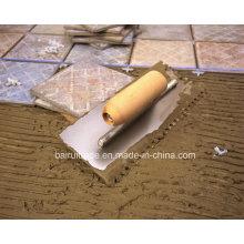 Из нержавеющей стали Штукатуря Соколок с деревянной ручкой для строительства (BR2336)