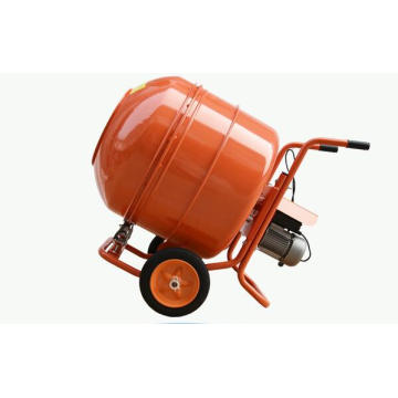 160-350L Small Hand Push Concrete Cement Mixer, Mortar Mixer