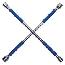 Крест Обод Ключ Пластиковой Ручкой