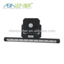 Luz del gabinete 10LED con el interruptor ligero del sensor