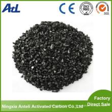 8x30 maille granulaire carbone purification de l'air utiliser charbon actif prix par tonne
