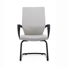 Wholesale Low Back Cheap Price Office Visitor Chair Leather Conference Chair