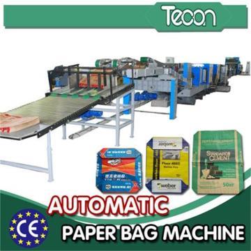 Matériel de production de sac en papier Kraft Kraft de conservation d'énergie