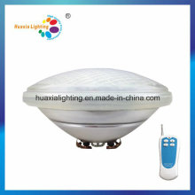 24W Glass/PC/316 Stainless Steel LED PAR56 Swimming Pool Light