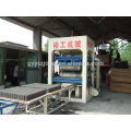 Yugong cement/concrete/fly ash brick making machines in uganda