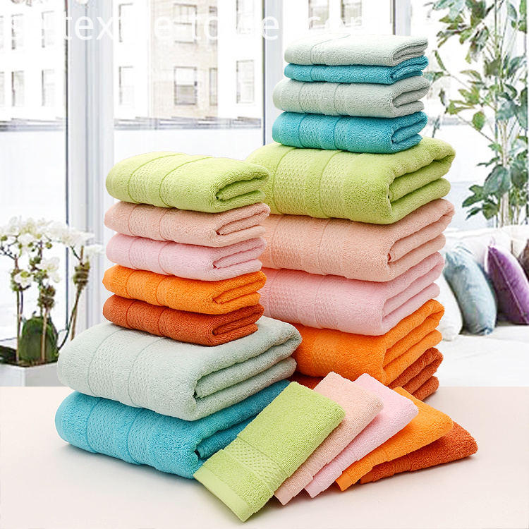 Bath Towels Set