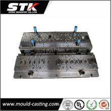 China Plastikeinspritzungs-Metall, das lochende Form für Automobilteile stempelt
