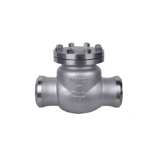 API Butt Weld Swing Check Valve
