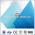 Garantía de 10 años Grado Una hoja hueca de policarbonato de materia textil blanda
