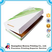 Коробки рифленого картона упаковывая
