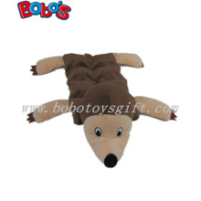 Less Stuffing Pet Dog Toy Plush Hedgehog with Squeaker Bosw1061/30cm