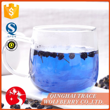 Factory manufacture various dried black wolfberry 100%