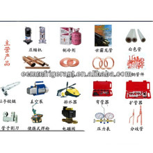 split air conditioner parts air conditioner spare part