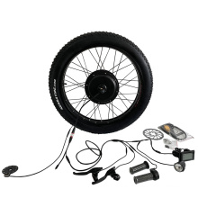 Controller built in motor 20''24''26''x4.0 48v1000w Fat Tire Electric bike bicycle Conversion Kit