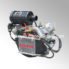 Air-Cooled Two Cylinder Diesel Engine Featured with Silent Generator (2V86F)