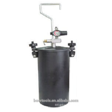 Tanque de la pintura del tanque de la presión de la pintura del aire 5L mini tanque de la pintura
