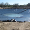 Geomembrana de HDPE artificial Lake Liner