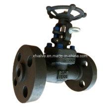 Válvula de porta forjada da extremidade da conexão da flange do aço A105 de API602 1500lb