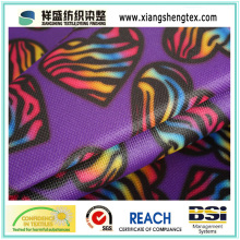 PVC Coated Printed Oxford Fabric for Luggage