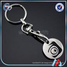 Sedex 4p Ring Custom Key Rings Münzenhalter für Euro Münzen