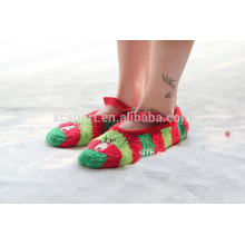 wholesale products christmas style thicken and warm men bed socks