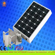 High Efficiency 5 Years Warranty Integrated Solar LED Street Light 20W
