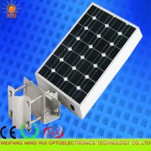 Высокую эффективность 5 лет Гарантия интегрированной Солнечной светодиодных уличных света 20W