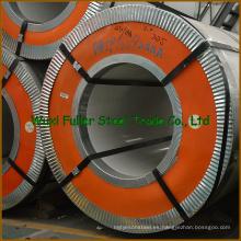 310S Material de la bobina de acero inoxidable de laminación en frío