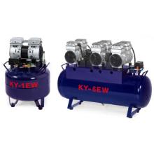 Compressor de ar dental sem óleo (KY-A001-20)
