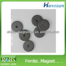 изотропные ферритовые магниты / ферритовые магниты из двух частей