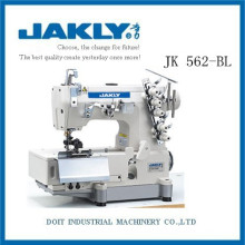 JK562-BL máquina de costura com bloqueio de velocidade automática
