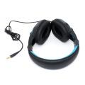 Auscultadores estéreo com controle de volume na caixa de ouvido (HQ-H518)