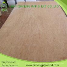 Poplar or Hardwood Core Dbbcc Grade 5.0mm Bintangor Plywood