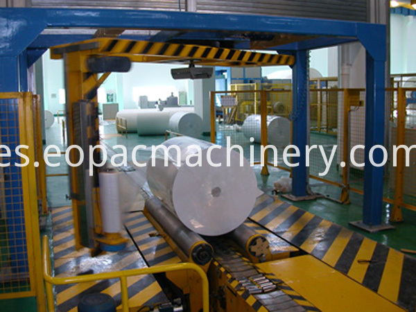Fully Automatic Film Packaging Machinery