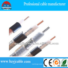 Cable coaxial del cable de Rg de la TV Cable del puerto de Ningbo / de Shangai