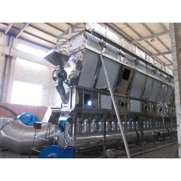 XF Series Drying Equipment Horizontal Boiling Dryer