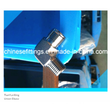 Stainless Steel Male NPT Thread Tube Fitting Union Elbow