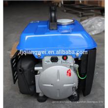 950 générateurs d'essence portables petite essence 450W 650W