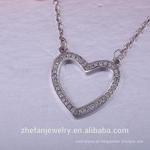Na moda 2018 frete grátis jóias de prata pingente de jóias por atacado