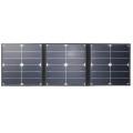 2017 Hot promotion 40W portable flexible sunpower mini small solar panel