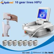 Hifu-hohe Intensität fokussierte Ultraschall-Haut, die Maschine festzieht