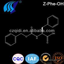 Fabrikpreis für Z-Phe-OH / N-Cbz-L-Phenylalanin cas 1161-13-3 C17H17NO4