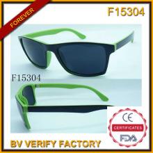Mode-polarisierten Sonnenbrillen & Sport Sonnenbrille (F15304)