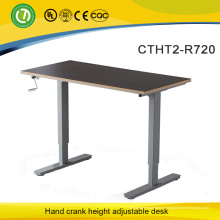 Дефлектор типа ручного подъема рабочий стол коромысла подъема офисной удовольствие стоит свобода от Sub-здоровья