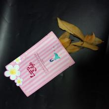 3 Sides seal Mask Bag For Packaging