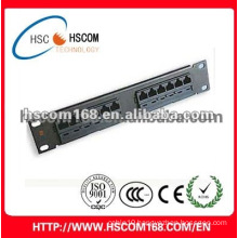 China supplier 12 cores fiber optic patch panel best buy