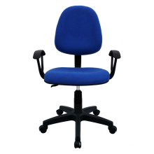 Blue Color General Use Ergonomic Fabric Chair
