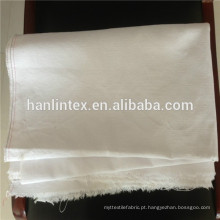 100% Material de poliéster e fazer sob encomenda Tipo de fornecimento vestuário 100% poliéster tecido cinza