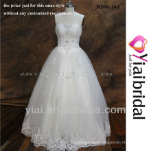 RSW104 Cheap Wedding Dresses Made In China